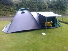 three man tent