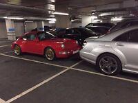 Secure garage parking space in Chelsea
