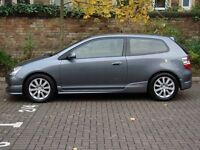 EXCELLENT LOOKS!! 2005 GREY HONDA CIVIC 1.6 SPORT, FACELIFT, TYPE R REPLICA, LONG MOT, WARRANTY