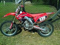 Honda Cr 125 2007 Cr125 not kx rm yz
