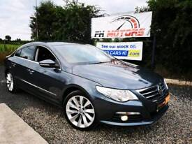 VW PASSAT CC GT TECH 2.0 TDI - FSH - FINANCE £165 PM
