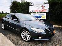 VW PASSAT CC GT TECH 2.0 TDI - FSH - FINANCE £165 PM