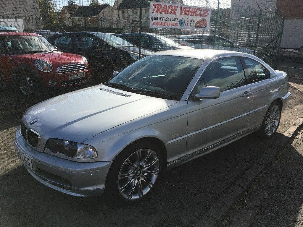 BMW Ci SE Coupe Miles In Dundee Gumtree - Bmw 325ci 2000