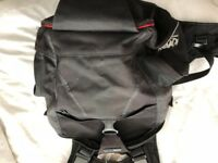 Biking backpack