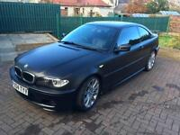 BMW 320Cd **low miles**