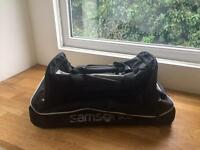 Samsonite 22'' Andante Wheeled Duffel Bag: Luggage
