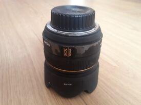 Sigma 30mm F1.4 EX DC HSM Nikon Fit