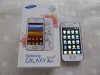 Samsung Galaxy Ace La Fleur Unlocked any Network