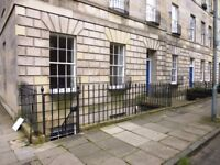 Unfurnished Four Bedroom Main Door Property on Gayfield Square - Edinburgh - Avail NOW