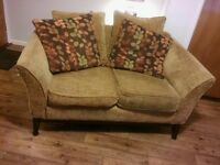 stylish two seater sofa with two ine seaters
