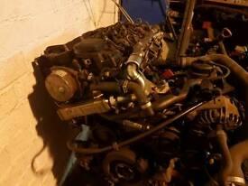 Bmw 118d engine good working order