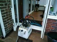 Powerflush heating systems