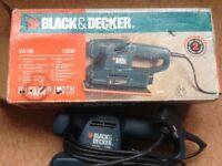 Black & Decker sander