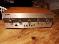 Leak Delta 30 integrated amplifier. Lovely runner.