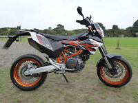 KTM 690 SMC-R (2014 , German registration, low milage, EU-Model) ABS