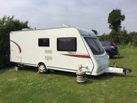 Elddis Xplore 546 6 berth touring caravan 2010
