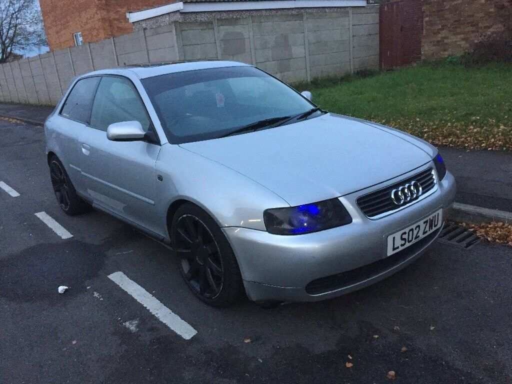 Audi A3 TDI sport S3rep. Swaps only