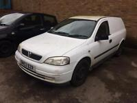 Vauxhall Astra van,envoy,2.0 dti,berlingo,partner,transit