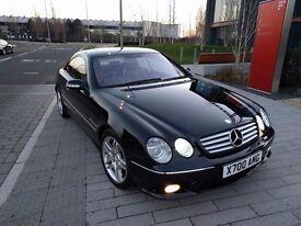 *REDUCED!* Mercedes CL55 Kompressor AMG (2003) 493bhp