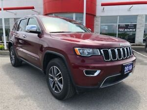 2018 Jeep Grand Cherokee LIMITED/ REDUCED REDUCED!!!!