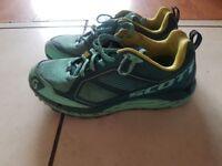 Scott running shoes. Size 7