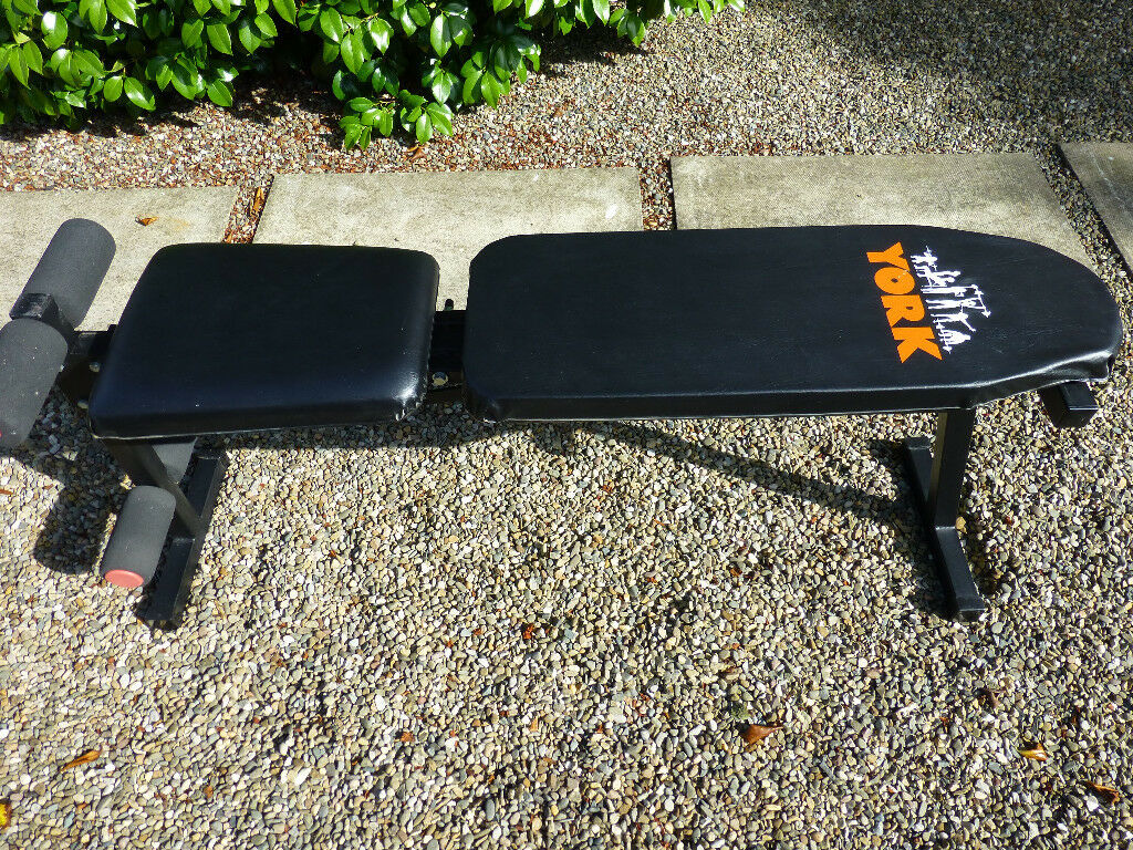 York Incline Decline Weights Bench With Dumbells And Instructions In Shrewsbury Shropshire Gumtree
