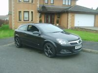 VAUXHALL ASTRA 1.8 SRI 3 DOOR 2007 BLACK £2695