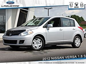 2012 Nissan Versa **1.8S*AUTOMATIQUE*A/C**