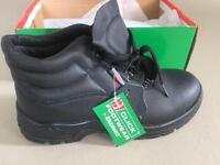 Steel Toe Cap Work Boots Any Size BARGAIN!