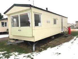 EX FLEET Willerby Magnum Static Caravan Holiday Home, Skegness, Ingoldmells, 2018 Site Fees Inc