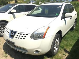 2010 Nissan Rogue SL | Leather | Moonroof | AWD