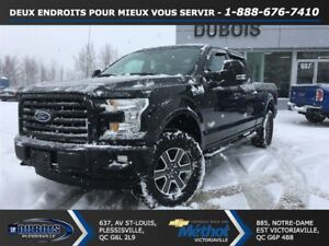 2016 Ford F-150 XLT SPORT + GPS + LIFT KIT