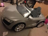 Kids Electric Car - Audi R8 Spyder