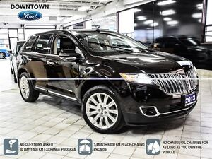 2013 Lincoln MKX Limited, Towing Package, Moonroof, Navigation