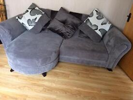 4 seater Sofa and 2 seater Cuddler