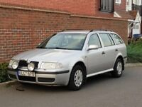 Skoda Octavia Estate 1.6 (2003) + LEFT HAND DRIVE + (LHD) + DRIVES EXCELLENT +