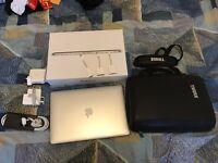 "Apple MacBook Pro A1398 15.4"" Laptop (Oct,2013) 1tb SDD, i7 4th gen, 16gb ram"