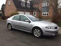 2005 Renault Laguna excellent condition, 1 former keeper