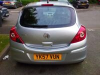 Corsa 1.0 for sale lady owner