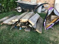 FREE Firewood and logs for log burner / fire pits etc wood working