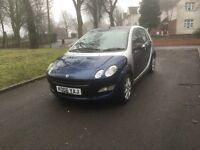 """2006 SMART FORFOUR COOLSTYLE AUTOMATIC 1.3 PETROL LONG MOT """"DRIVES SUPERB + CHEAP TO INSURE AND TAX"""""""