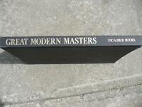 GREAT MODERN MASTERS
