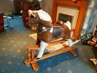 Mamas and papas rocking horse very good condition