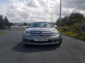 mercedes c class 2008/08 very good condition drive superb