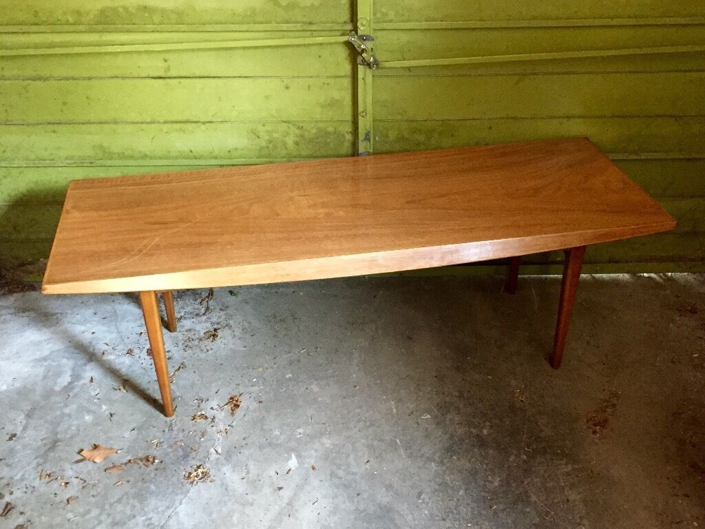 Gordon Russell Coffee Table Vintage Retro Midcentury Coffee Table By Gordon Russell 1960s