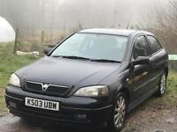 Vauxhall Astra 1.6 (White Rose) limited edition SXI