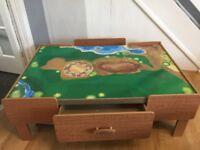 kids play table