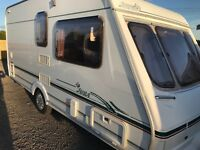 Swift Jura special addition 2/berth 2003 17ft awning px welcome