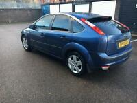 Ford Focus Mk2 1.4 (rare) very economical and cheap insurance.