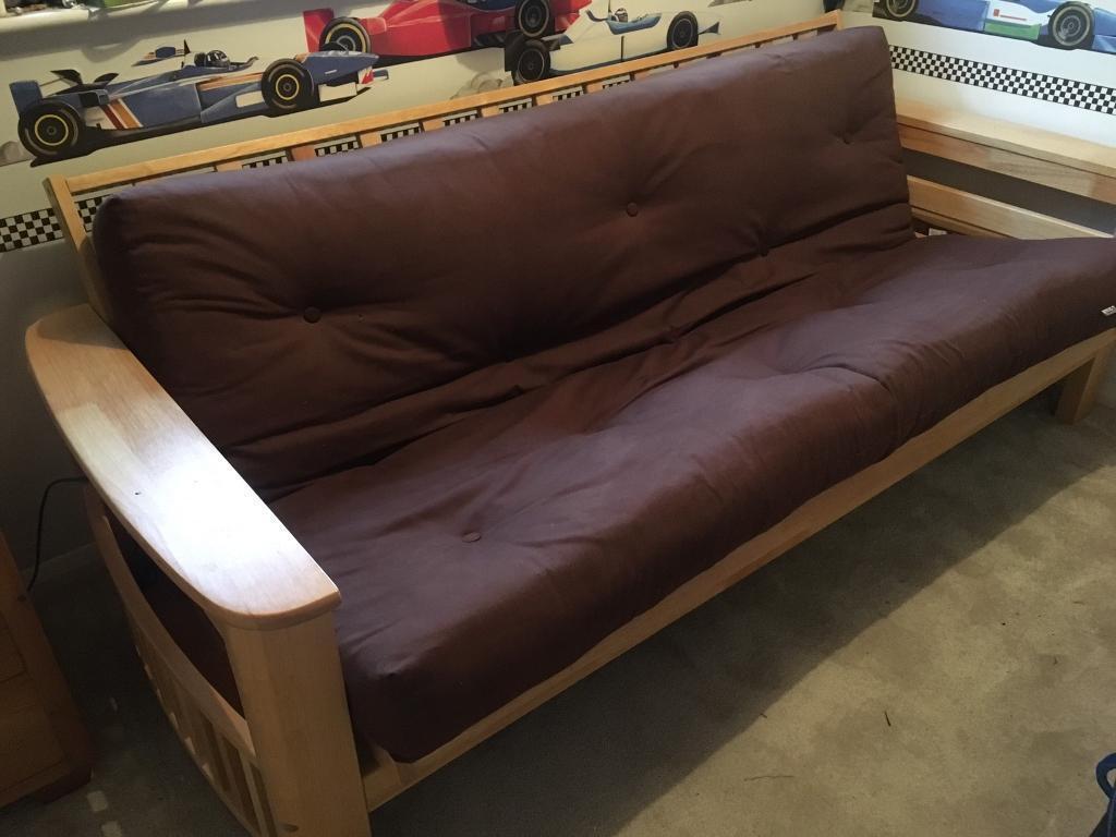 Kyoto Futon Sofa Bed Double